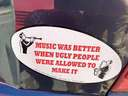 Music was better when ugly people made it