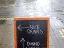The best bar sign of the day!