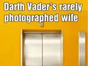 A picture of darth vaders wife