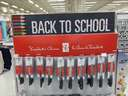 as seen in a local supermarket #school #knives