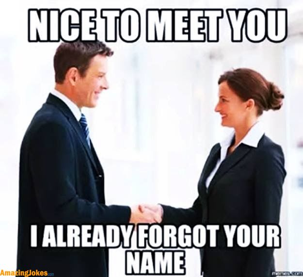 It was very nice to meet you too