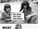 Does this girl know whats on her T-shirt #ramones